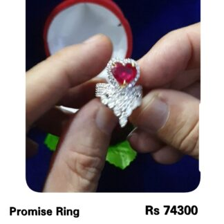diamond promise ring for women